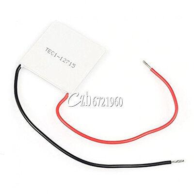 TEC1-12715 Heatsink Thermoelectric Cooler Cooling Peltier Plate Module