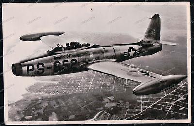 Sammeln & Seltenes Attractive And Durable Foto-ak-republic-f-84a-thunderjet-flugzeug-airplane Transport