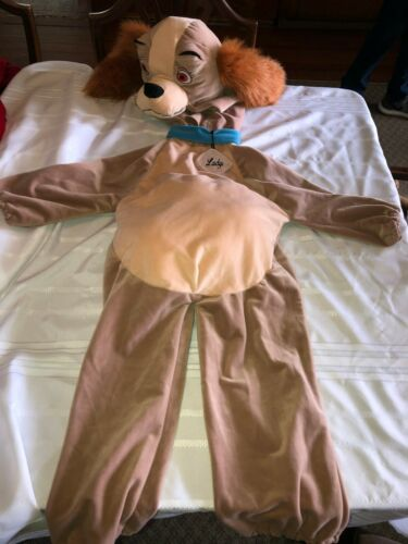 Disney Catalog Size 4T Lady And The Tramp Dog Plus