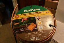 x 50 ft Rain Bird 1//2 in Sub-Surface Drip Emitter Tubing Coil Copper Shield