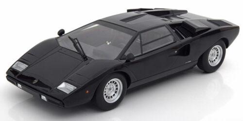 1:18 Kyosho Lamborghini Countach LP400 1974-1978 black