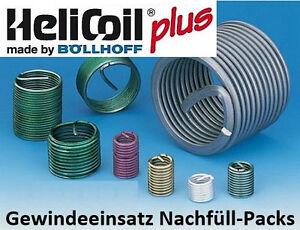 Helicoil-M10-x-1-5-Gewindeeinsaetze-Nachfuellpackung-Das-Original-von-Boellhoff