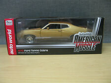 1970 Ford Torino Cobra American Muscle 1:18 Die-Cast 2014 Auto World AMM1039 NEW