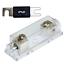 1 250 AMP ANL Fuse /& Inline Fuseholder Battery Install Kit 1//0 Gauge 1FT 1