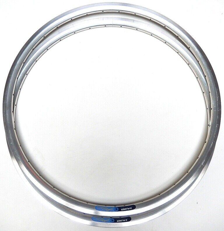 De aluminio alesa X - plorer a la doble parojo C de 700 neumáticos