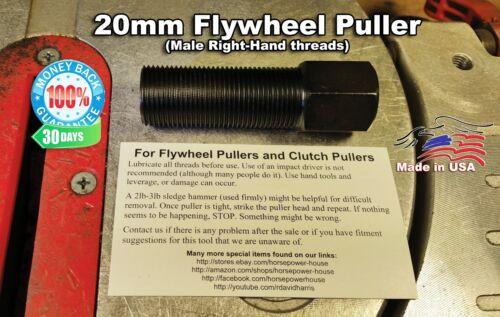 20mm SPECIAL PULLER to REMOVE ROTOR FLYWHEEL @ SUZUKI SV650 DL650 SFV650 V STROM