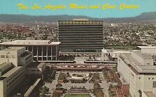LAM(W) Los Angeles, CA - Bird's Eye View of Music and Civic Centers