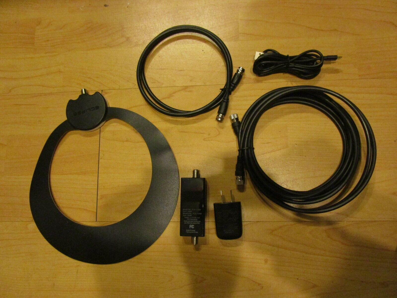 Antennas Direct ClearStream Eclipse Sure Grip Amplified Indoor HDTV Antenna. Available Now for 24.00
