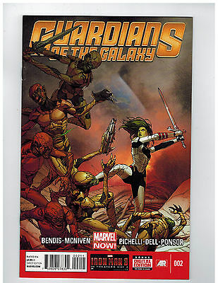GUARDIANS OF THE GALAXY #2  1st Printing - Marvel NOW!      / 2013 Marvel Comics
