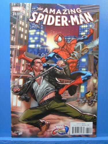 Amazing Spider-Man #31 Variant Edition 2017 Marvel Comics CB9254