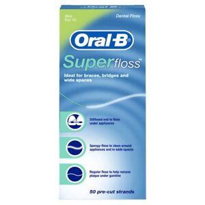 Oral-B-Super-hilo-dental-pre-corte-filamentos-hilo-dental-menta-Conde-50-6-Pack