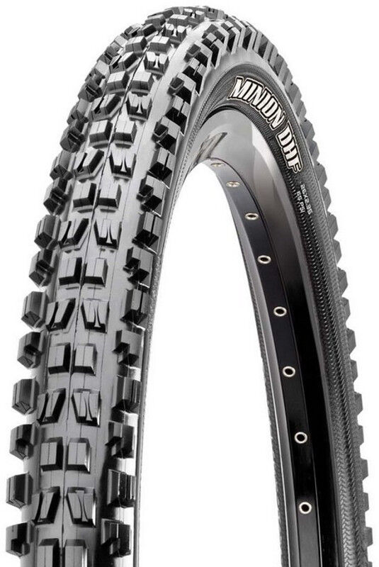 Maxxis Minion DHF 29x2.50 Folding EXO TR 3C MTB Bike Tyre