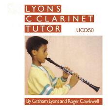 CD for the Lyons C Clarinet Tutor Cd