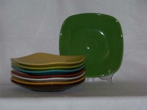 Fiesta-SHAMROCK-9-034-Square-Luncheon-Plate