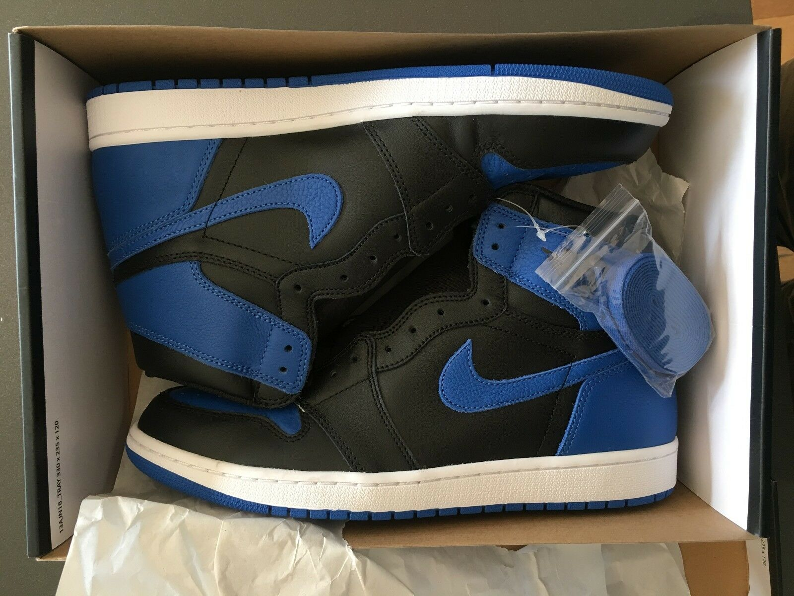 NEW DS NIKE AIR JORDAN RETRO ONE Price reduction  OG ROYAL LIMITED SIZES 11 Cheap women's shoes women's shoes