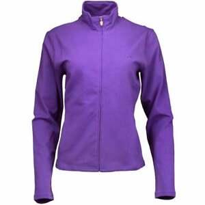 Fila-Basso-Athletic-Outerwear-Purple-Womens-Size-L-B