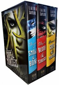 The-Daughters-of-Smoke-and-Bone-Trilogy-3-Collection-Books-Box-Set-Laini-Taylor