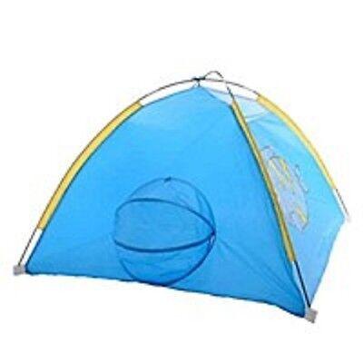 Tenda da campeggio con pesce giardino bambini escursioni 120x120x80cm