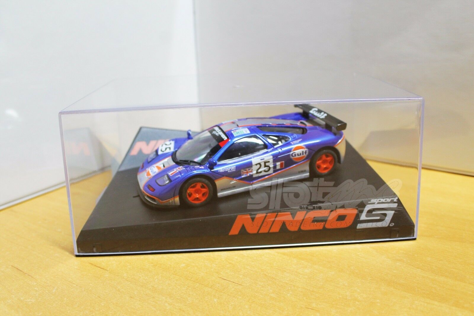 NINCO 50638 McLaren F1 GTR Gulf  32  NEW