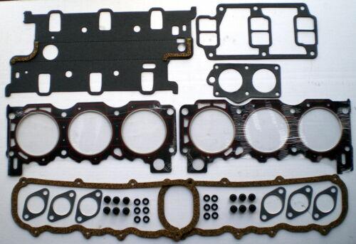 Set Joint de Culasse Adapté à Ford Scorpio Granada 2.4 Efi 12v V6 Vrs