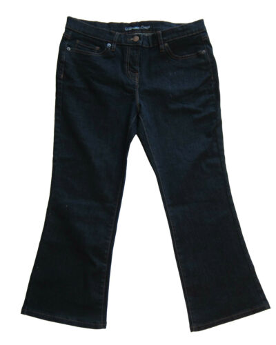 New Womens Blue Ultimate Crop NEXT Jeans Size 10 8 6