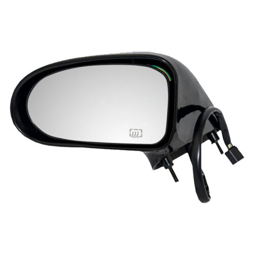 NEW ADR Power Heated Side View Mirror LH FOR 97-99 OLDSMOBILE EIGHTY EIGHT