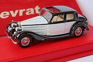 Bugatti T57 Galibier Vanvooren # 57414 Version d'origine 1/43 Evrat Evr217