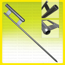 Ground Spike Swooper Flag Mount Stake For Feather Flutter Flag Pole