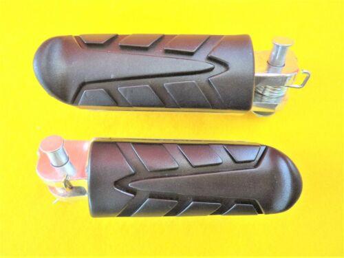 HONDA Front Foot Pegs Footrest MSX125 CB1100 CB1000 CB750 VFR800 1200 Firestorm