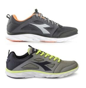 Image is loading DIADORA-HAWK-6-sport-running-shoes-man-casual-
