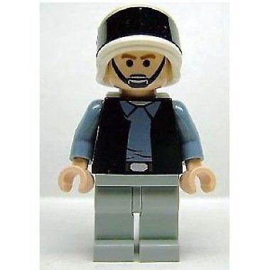 LEGO STAR WARS - REBEL SCOUT TROOPER - 7668