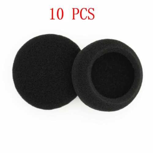 10PCS Soft Foam Sponge Pad for Jabra BT620s BT 620S Bluetooth Headset Balck New