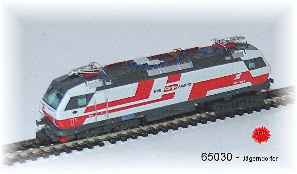 Jägerndorfer 65030-e-Lok serie 1014 de la ÖBB