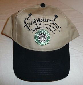 Image is loading Starbucks-Coffee-Hat-Baseball-Cap-Frappuccino-One-Size- 68aec42e7106