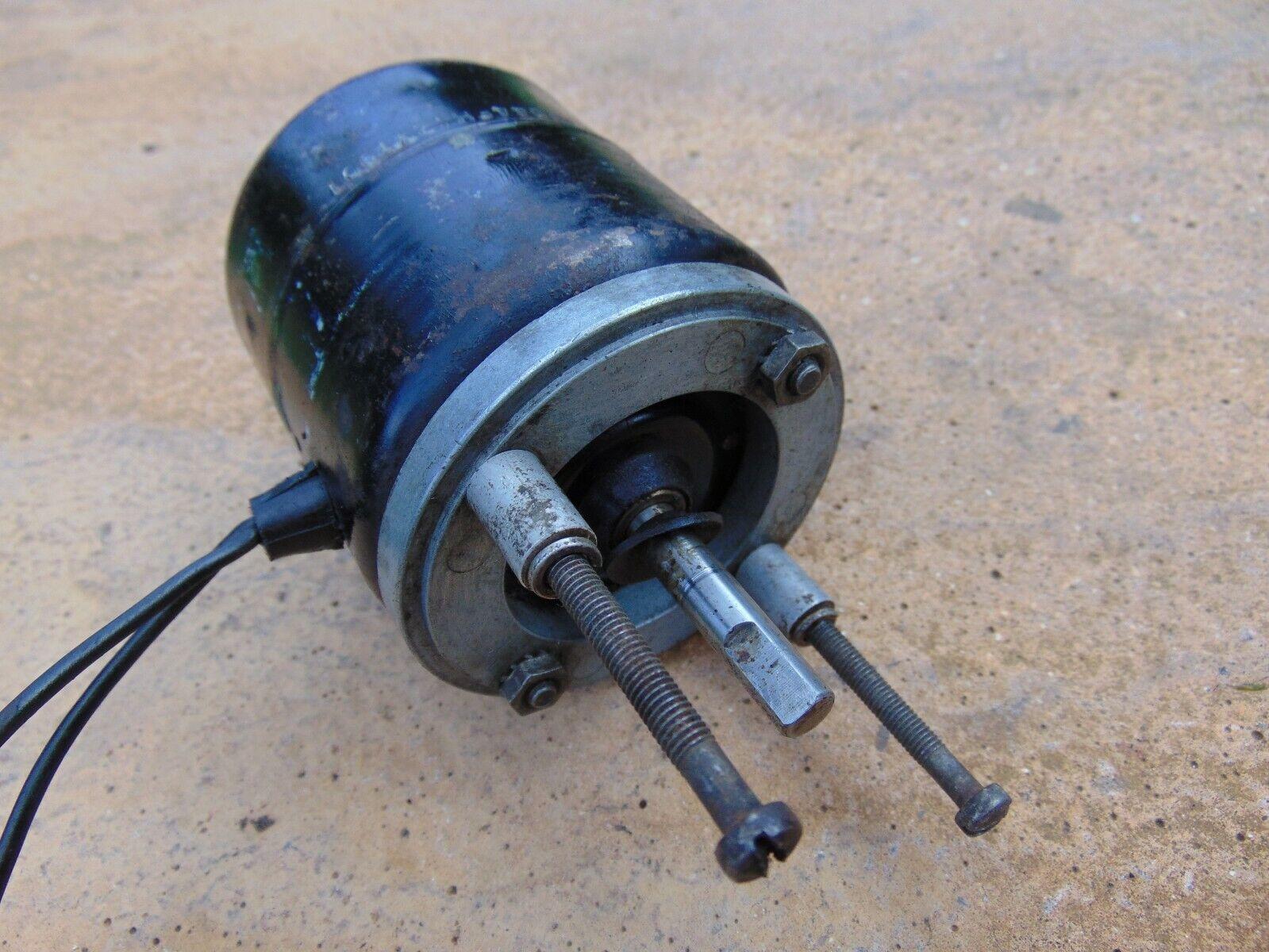 SMITHS HEATER ELECTRIC Blower Fan Motor