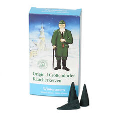 Original Crottendorfer Räucherkerzen Duft Winter - Traum Advent Weihnachten neu