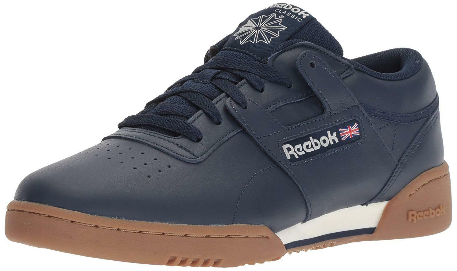 Reebok CN3521 Mens Workout Clean Cross Trainer- Choose SZ color.