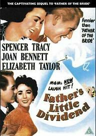 1 of 1 - Father's Little Dividend (DVD, 2003) new sealed