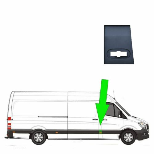 MERCEDES SPRINTER Protection en Plastique Côté moulage bande de garniture O//S 2006-2018