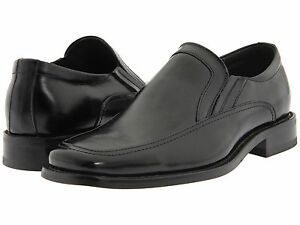 8071f23f53a Stacy Adams Men s Felton loafers Leather Black Shoes 20113-001
