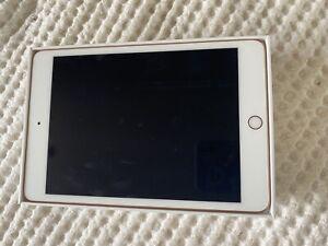 Apple iPad Mini 5th Generation Rose Gold 2019 64gb