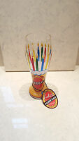Lolita Hand Painted birthday Beer Pilsner 22 Oz. Glass Gift Fun Party 21