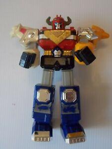 1998 Power Rangers Lost Galaxy Megazord Figure Gingaman Galactazord transformer.