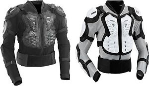 Fox Racing Titan Sport Under Jacket Chest Back Protector Black MX MTB ATV