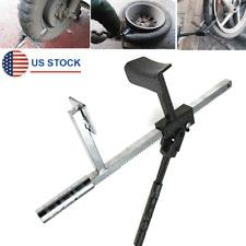 Car Motorcycle Bike Tire Changer Manual Tool Tyre Bead Breaker Removal Machine