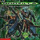 Godzilla: Attack of the Baby Godzillas No. 2 : Picture Book by Inc. Staff Scholastic (1998, Paperback)