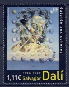 TIMBRE-FRANCE-NEUF-N-3676-TABLEAU-SALVADOR-DALI-ART