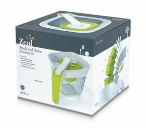 image is loading kitchen innovations 9 in 1 measuring set l207