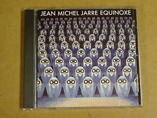 CD / JEAN MICHEL JARRE - EQUINOXE
