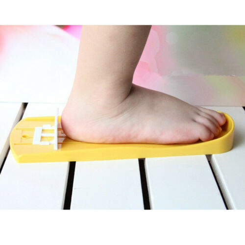Pink Cute Shoe Sizer Toddlers Children Handy Foot Measure For Ordering Shoes